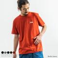 【Nudie Jeans/ヌーディージーンズ】Daniel Logo Tee◆8856