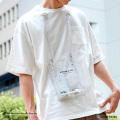【ADAM PATEK/アダムパテック】Clear Mini Poach Shoulder◆8861