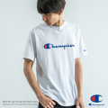 【Champion/チャンピオン】BASIC ロゴプリント半袖Tシャツ◆8882