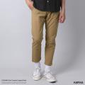 【送料無料】【KAFIKA/カフィカ】日本製/国産 COOLMAX Duck Trousers Crop◆8934