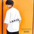 KANGOL×Rocky Monroe別注 裾スピンドルTee◆8975