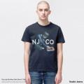 【送料無料】【Nudie Jeans/ヌーディージーンズ】Roy Logo Boy Navy◆8987