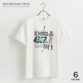 イチロー引退記念Tシャツ◆8989