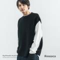 【Ressaca/レサーカ】ビッグニットベスト◆9004