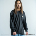 【CARHARTT/カーハート】Carhartt Workwear Pocket Long Sleeve T-Shirt◆9073
