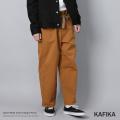 【送料無料】【KAFIKA/カフィカ】日本製/国産 NAPPA PANTS◆9094
