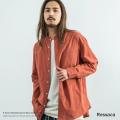 【Ressaca/レサーカ】ビッグバンドカラーシャツ◆9098