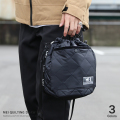 【MEI/メイ】QUILTING DRAW BAG◆9136