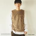 【送料無料】【modem design/モデムデザイン】Boa Vest◆9191