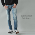 【送料無料】【Nudie Jeans/ヌーディージーンズ】Skinny Lin Authentic Repair◆9209