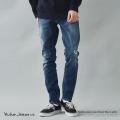 【送料無料】【Nudie Jeans/ヌーディージーンズ】 Lean Dean Blue Lights◆9211