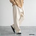 【送料無料】【amne/アンヌ】 日本製/国産 comfort tidy 14 Denim Jeans◆9276