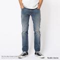 【送料無料】【Nudie Jeans/ヌーディージーンズ】Thin Finn Blue Temple◆9285