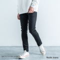 【送料無料】【Nudie Jeans/ヌーディージーンズ】Tight Terry Ever Black◆9287