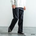 【送料無料】【amne/アンヌ】日本製/国産piped tidy 13 Denim jeans◆9297