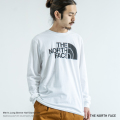 【THE NORTH FACE/ザ・ノースフェイス】Men's Long Sleeve Half Dome Tee◆9307