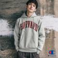 【送料無料】【Champion/チャンピオン】Reverse Weave Pullover Sweats Parka(USA/赤タグ)◆9369