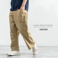 【送料無料】【KAFIKA/カフィカ】日本製/国産 6.5oz DENIM・WEATHER CLOTH DECK PANTS◆9399