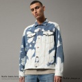【送料無料】【Nudie Jeans/ヌーディージーンズ】Jerry Tie Dye NB26.DENIM◆9428
