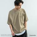 ポケット付BIG Tシャツ&ロングタンク◆9462