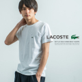 【LACOSTE/ラコステ】BOY S/S SOLID CREW NECK T-SHIRTS◆9492
