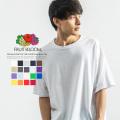 【FRUIT OF THE LOOM/フルーツオブザルーム】半袖Tシャツ【ゆうパケット送料無料】◆9510