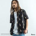 【Revo./レヴォ】ジラフパターンS/Sシャツ◆9515