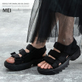 【MEI/メイ】 RECYCLE TAPE SANDAL◆9519