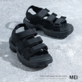 【MEI/メイ】 RECYCLE TAPE SANDAL◆9520