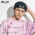 【BAD BOY/バッドボーイ】 ダメージショートニットキャップ◆9540