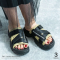 【MEI/メイ】RECYCLE NYLON SANDAL◆9562