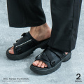 【MEI/メイ】RECYCLE NYLON SANDAL◆9563