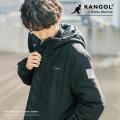 【送料無料】【KANGOL】×【Rocky Monroe】ウール混メルトンダウンジャケット◆9655