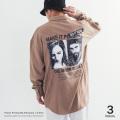 プリントBIGシャツ◆9669