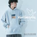 【送料無料】【MARK GONZALES/マークゴンザレス】 SkatersプリントBIG HOODIE◆9738