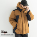 【送料無料】【FIRST DOWN/ファーストダウン】SOLOTEX MOUNTAIN DOWN JACKET◆9765