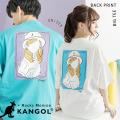 【KANGOL】×【Rocky Monroe】別注 半袖ビッグT【ゆうパケット送料無料】◆9797