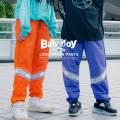 【BAD BOY/バッドボーイ】ロゴナイロンパンツ◆9826
