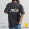 【CARHARTT/カーハート】 Loose Fit Heavy Weight Pocket carhartt C Graphic Tee◆9929