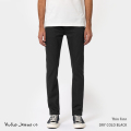 【Nudie Jeans/ヌーディージーンズ】 Thin Finn DRY COLD BLACK◆9975