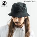 【NEWHATTAN/ニューハッタン】Bucket Hat -twill-◆9994