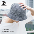 【NEWHATTAN/ニューハッタン】 Bucket Hat -pigment dyed-◆9995