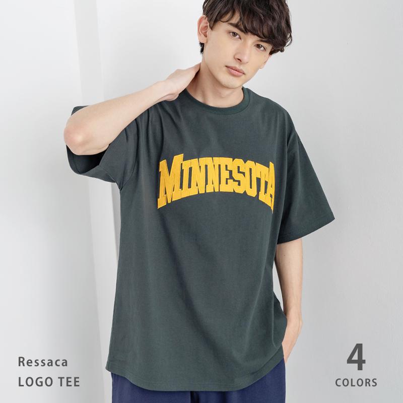 【Ressaca/レサーカ】フロントロゴビッグTEE◆11127
