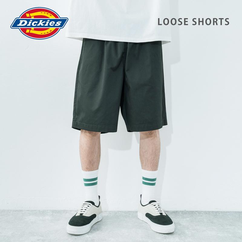 【Dickies/ディッキーズ】DK SHORT PANTS/ショートパンツ/シェフショーツ◆11162