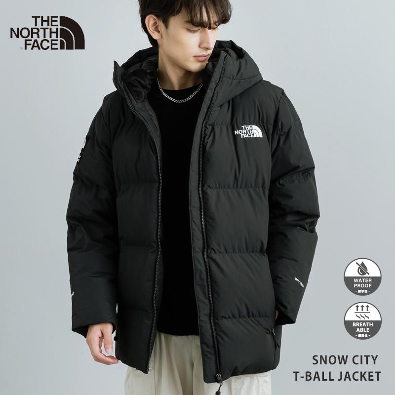 【送料無料】【THE NORTH FACE/ザ・ノースフェイス】TNF SNOW CITY T-BALL JACKET◆11205