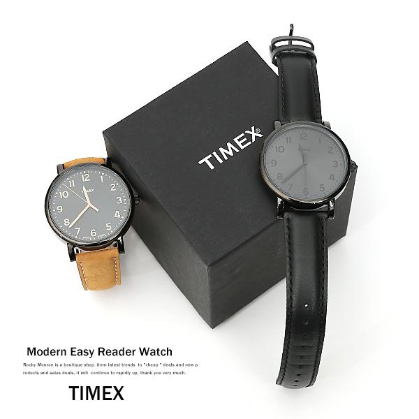 【TIMEX/タイメックス】モダンイージーリーダー◆4595
