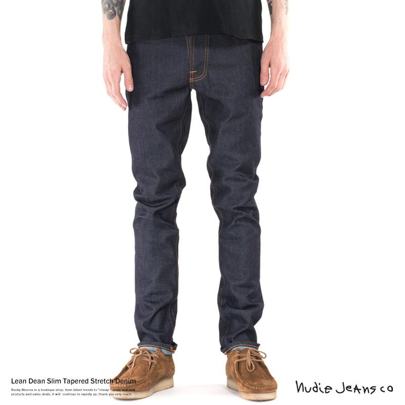 【Nudie Jeans/ヌーディージーンズ】Lean Dean DRY16DIPS◆7718
