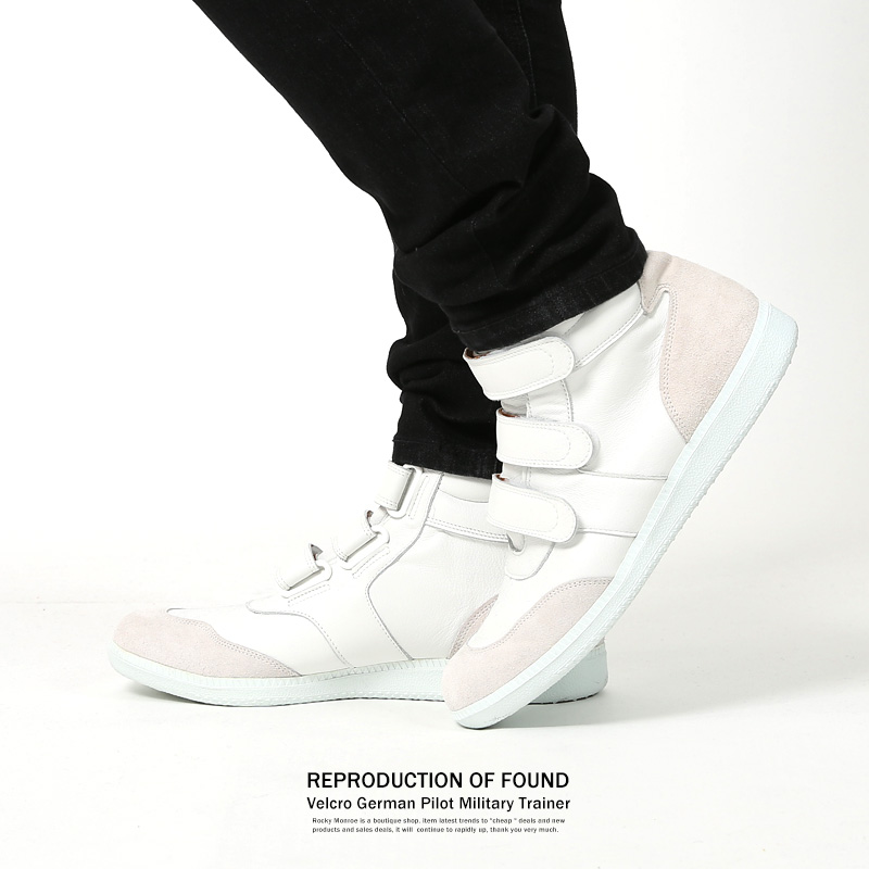【REPRODUCTION OF FOUND】ベルクロジャーマンパイロット◆7723