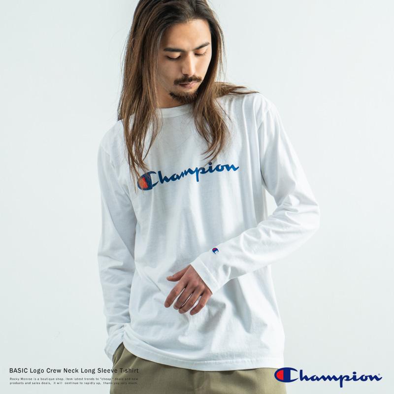 【Champion/チャンピオン】BASIC長袖Tシャツ◆8271