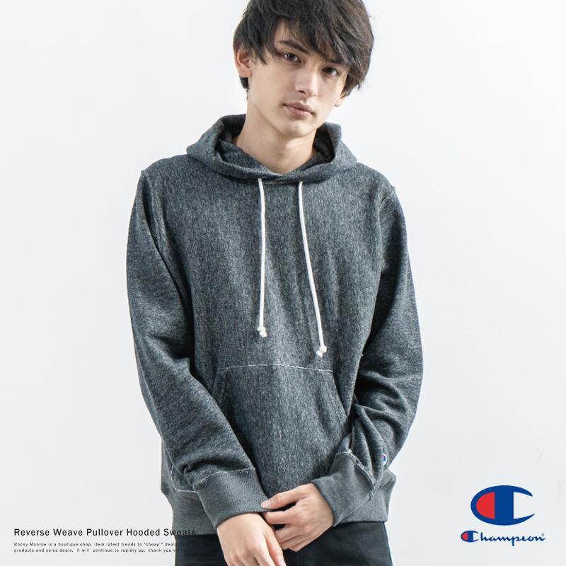 【送料無料】【Champion/チャンピオン】リバースウィーブプルオーバーパーカー◆8406